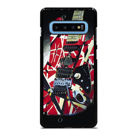 GUITAR EDDIE VAN HALEN GUITAR Samsung Galaxy S10 Plus Case Cover
