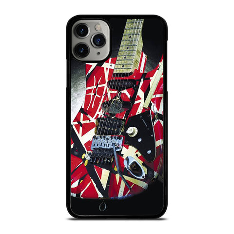 GUITAR EDDIE VAN HALEN GUITAR iPhone 11 Pro Max Case Cover