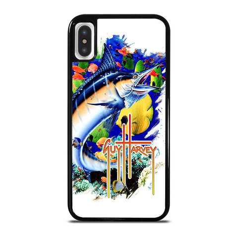 GUY HARVEY ISLAND iPhone X / XS Case Cover