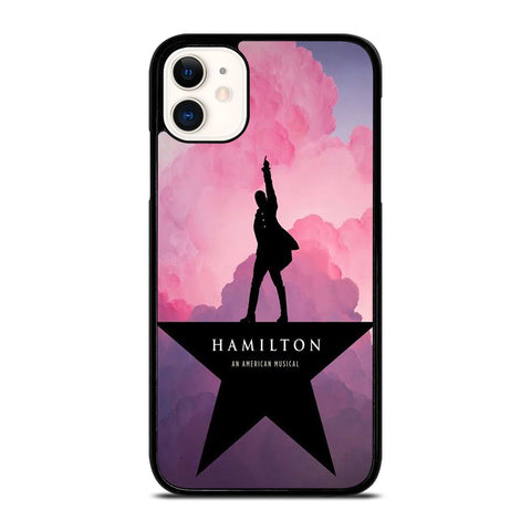 HAMILTON AN AMERICAN MUSICAL iPhone 11 Case Cover