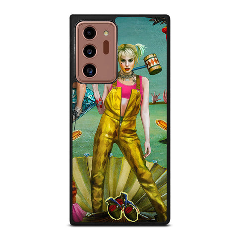 HARLEY QUINN BIRDS OF PREY 2 Samsung Galaxy Note 20 Ultra Case Cover