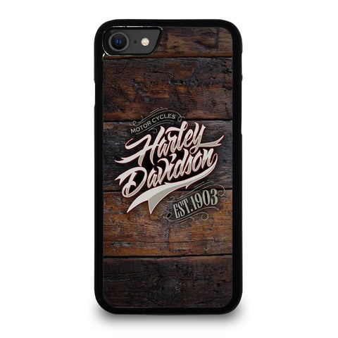 HARLEY DAVIDSON 1903 LOGO iPhone SE 2020 Case Cover