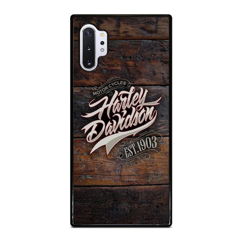 HARLEY DAVIDSON 1903 LOGO Samsung Galaxy Note 10 Plus Case Cover