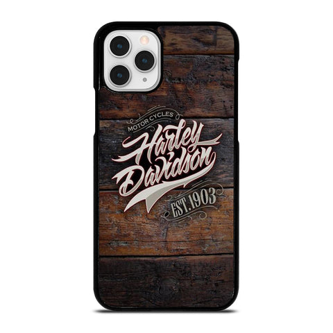 HARLEY DAVIDSON 1903 LOGO iPhone 11 Pro Case Cover