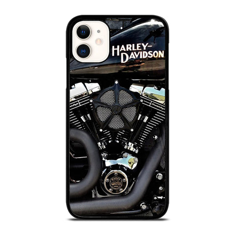 HARLEY DAVIDSON ENGINE iPhone 11 Case Cover