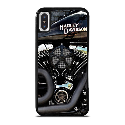 HARLEY DAVIDSON ENGINE iPhone X / XS Case Cover