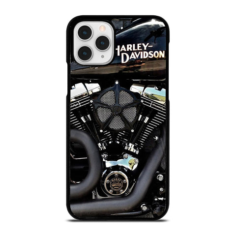 HARLEY DAVIDSON ENGINE iPhone 11 Pro Case Cover