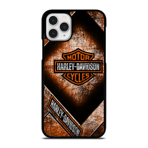 HARLEY DAVIDSON MOTORCYCLE ICON iPhone 11 Pro Case Cover