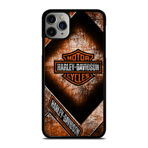 HARLEY DAVIDSON MOTORCYCLE ICON iPhone 11 Pro Max Case Cover
