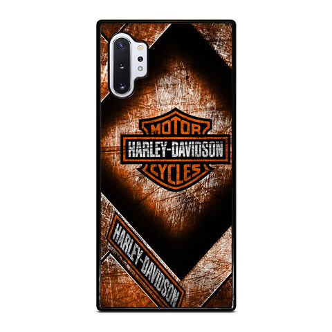 HARLEY DAVIDSON MOTORCYCLE ICON Samsung Galaxy Note 10 Plus Case Cover