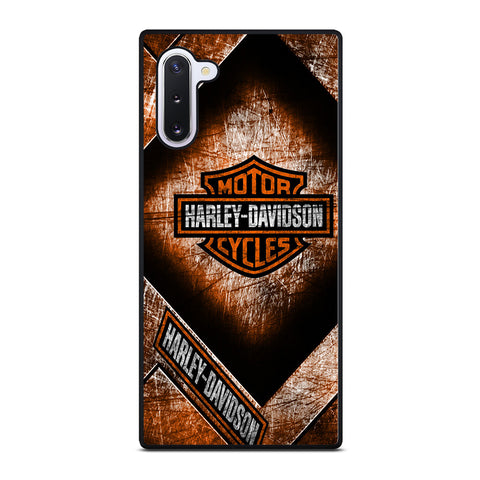 HARLEY DAVIDSON MOTORCYCLE ICON Samsung Galaxy Note 10 Case Cover
