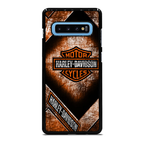 HARLEY DAVIDSON MOTORCYCLE ICON Samsung Galaxy S10 Plus Case Cover
