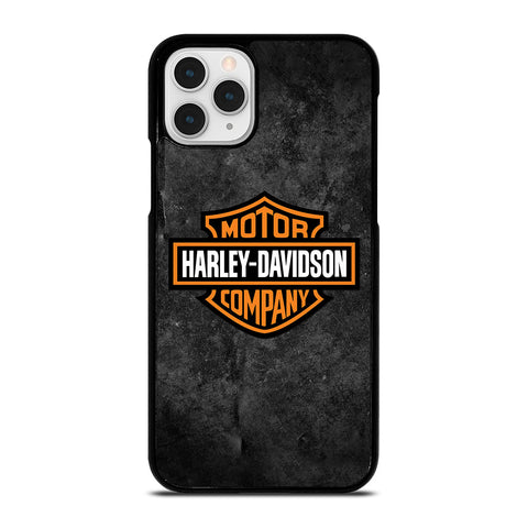 HARLEY DAVIDSON NEW LOGO iPhone 11 Pro Case Cover