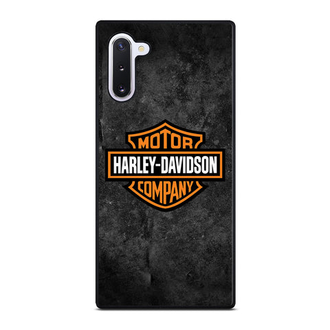 HARLEY DAVIDSON NEW LOGO Samsung Galaxy Note 10 Case Cover