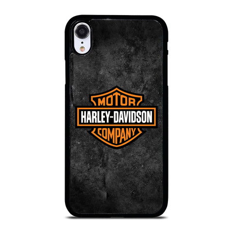 HARLEY DAVIDSON NEW LOGO iPhone XR Case Cover