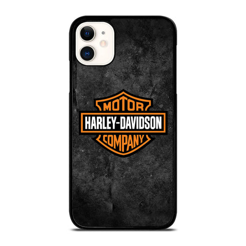 HARLEY DAVIDSON NEW LOGO iPhone 11 Case Cover
