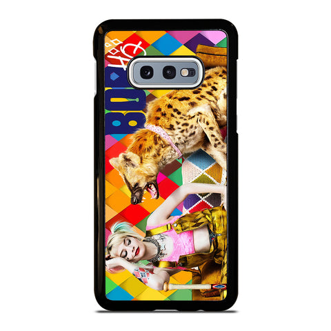 HARLEY QUINN BIRDS OF PREY Samsung Galaxy S10e Case Cover