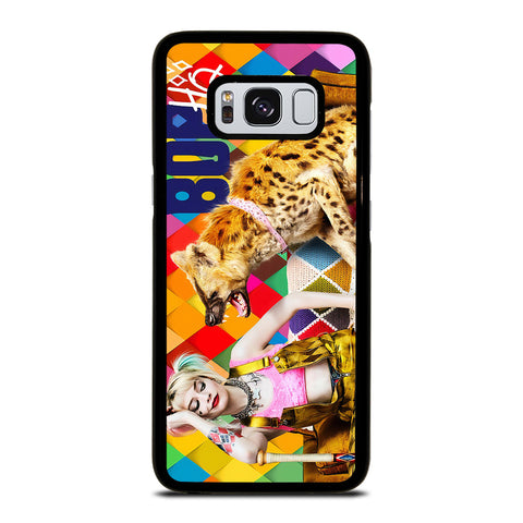 HARLEY QUINN BIRDS OF PREY Samsung Galaxy S8 Case Cover