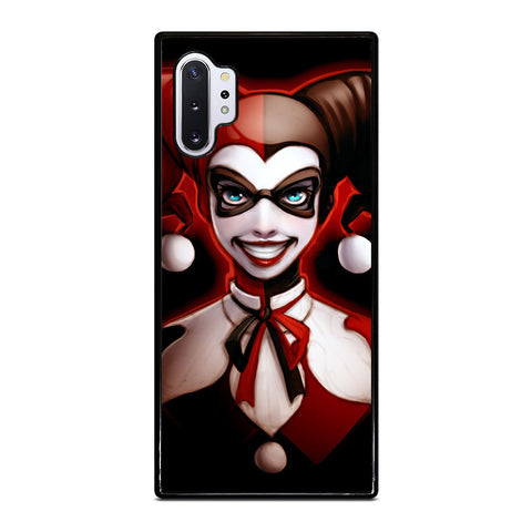 HARLEY QUINN DC Samsung Galaxy Note 10 Plus Case Cover