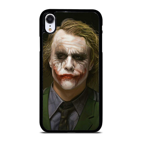 HEATH LEDGER THE JOKER iPhone XR Case Cover