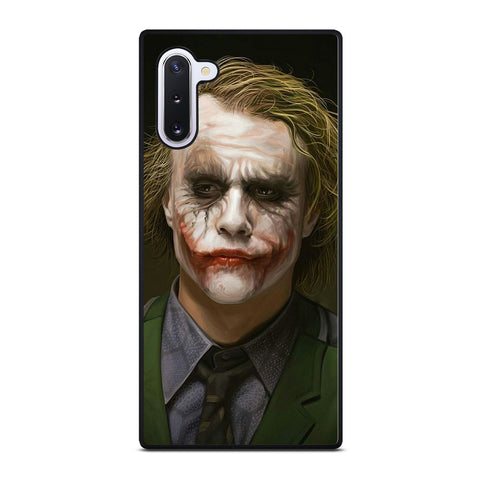 HEATH LEDGER THE JOKER Samsung Galaxy Note 10 Case Cover