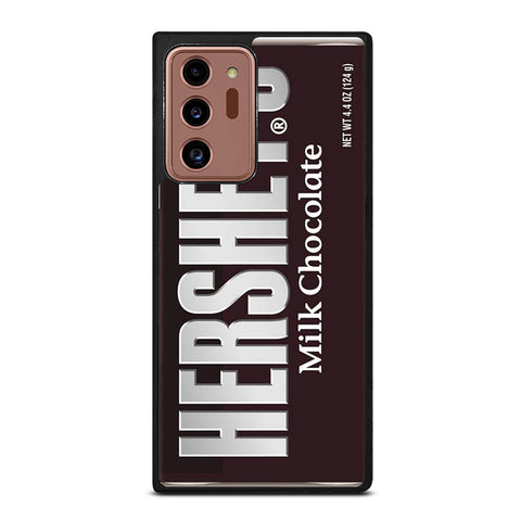 HERSHEY CHOCOLATE BAR Samsung Galaxy Note 20 Ultra Case Cover