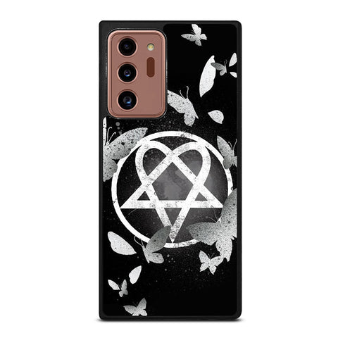 HIM BAND HEARTAGRAM ICON Samsung Galaxy Note 20 Ultra Case Cover