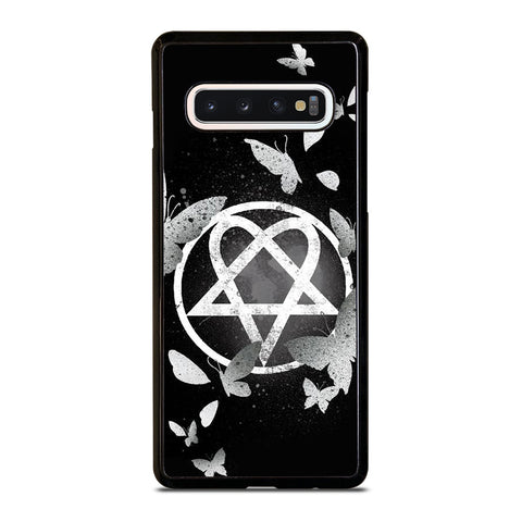 HIM BAND HEARTAGRAM ICON amsung Galaxy S10 Case Cover