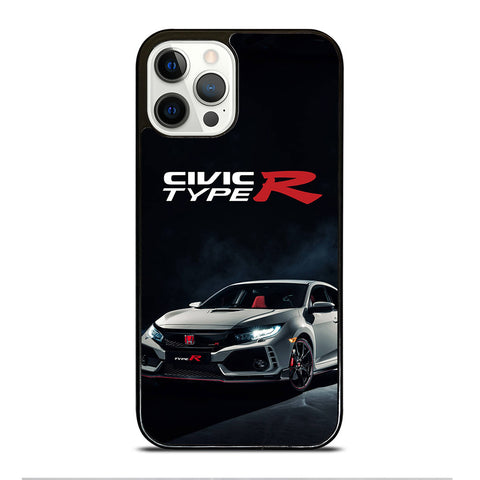 HONDA CIVIC TYPE R CAR iPhone 12 Pro Case Cover