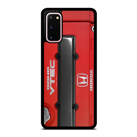 HONDA ENGINE DOHC VTEC Samsung Galaxy S20 Case Cover