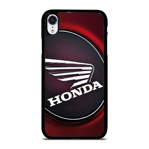 HONDA WING LOGO iPhone XR Case Cover