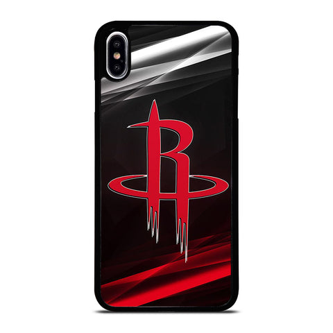 HOUSTON ROCKETS NBA iPhone XS Max Case Cover