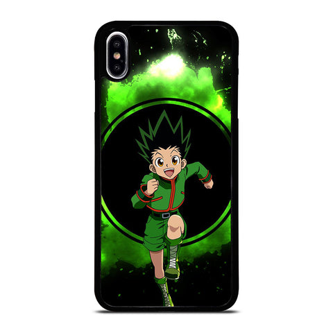 HUNTER X HUNTER GON ANIME iPhone XS Max Case Cover