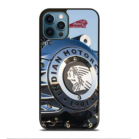 INDIAN MOTORCYCLE ENGINE iPhone 12 Pro Max Case Cover