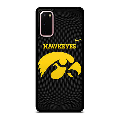 IOWA HAWKEYE LOGO Samsung Galaxy S20 Case Cover