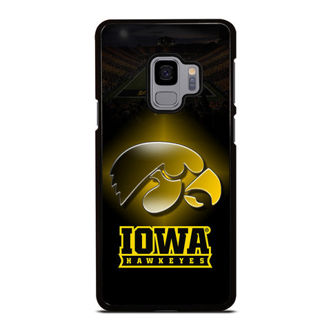 IOWA HAWKEYES NFL FOOTBALL Samsung Galaxy S9 Case Cover