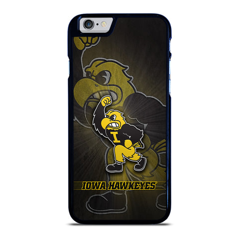IOWA HAWKEYES MASCOT iPhone 6 / 6S Case Cover
