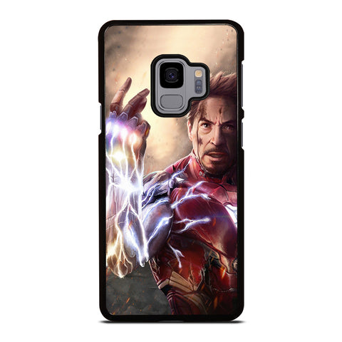 IRON MAN AVENGERS SNAP Samsung Galaxy S9 Case Cover
