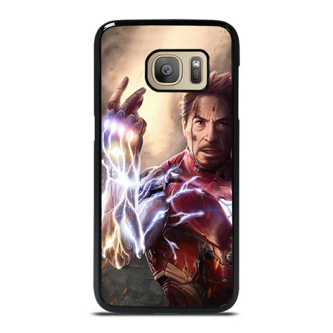 IRON MAN AVENGERS SNAP Samsung Galaxy S7 Case Cover