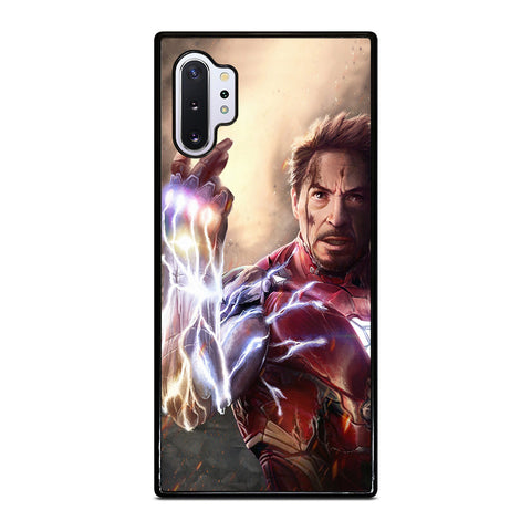 IRON MAN AVENGERS SNAP Samsung Galaxy Note 10 Plus Case Cover