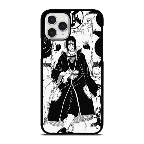 ITACHI UCHIHA NARUTO COMIC iPhone 11 Pro Case Cover