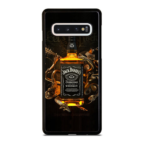 JACK DANIELS NO 7 Samsung Galaxy S10 Case Cover