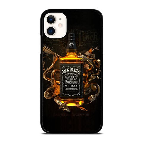 JACK DANIELS NO 7 iPhone 11 Case Cover