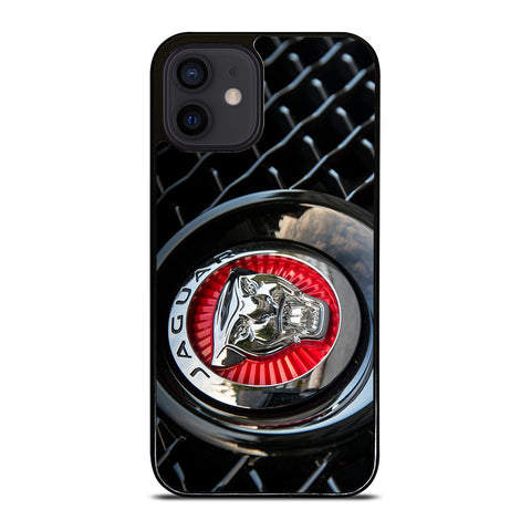 JAGUAR SPORTS CAR EMBLEM iPhone 12 Mini Case Cover