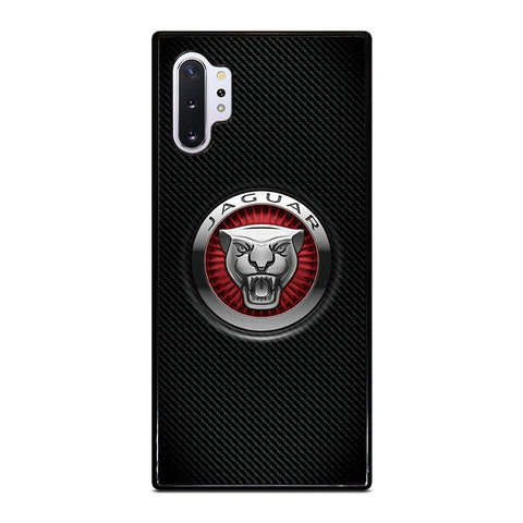 JAGUAR LOGO CARBON Samsung Galaxy Note 10 Plus Case Cover