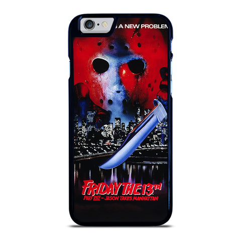 JASON FRIDAY THE 13TH HORROR MOVIE iPhone 6 / 6S Case Cover