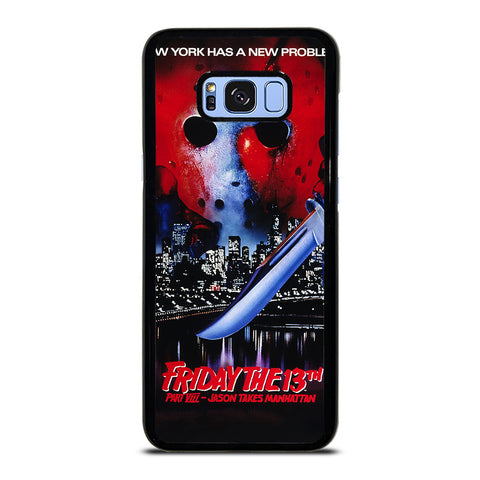 JASON FRIDAY THE 13TH HORROR MOVIE Samsung Galaxy S8 Plus Case Cover