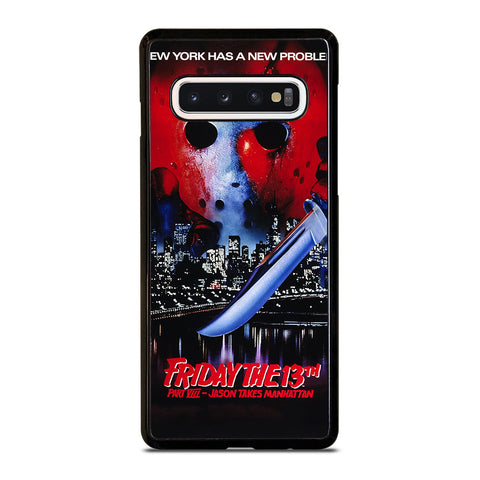 JASON FRIDAY THE 13TH HORROR MOVIE Samsung Galaxy S10 Case Cover