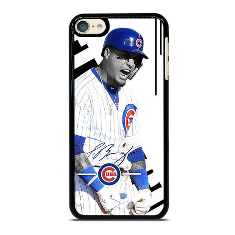 JAVIER BAEZ CHICAGO CUBS iPod Touch 6 Case