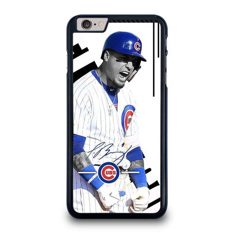 JAVIER BAEZ CHICAGO CUBS iPhone 6 / 6S Plus Case Cover